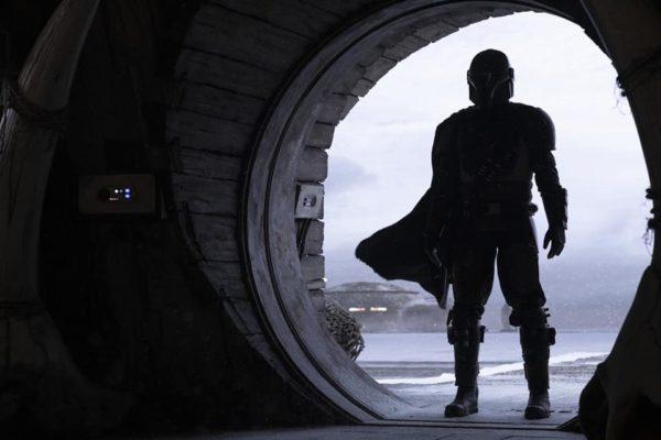 Pedro Pascal, Carl Weathers and Gina Carano, Jon Favreau and Dave Filoni discuss The Mandalorian at Star Wars Celebration