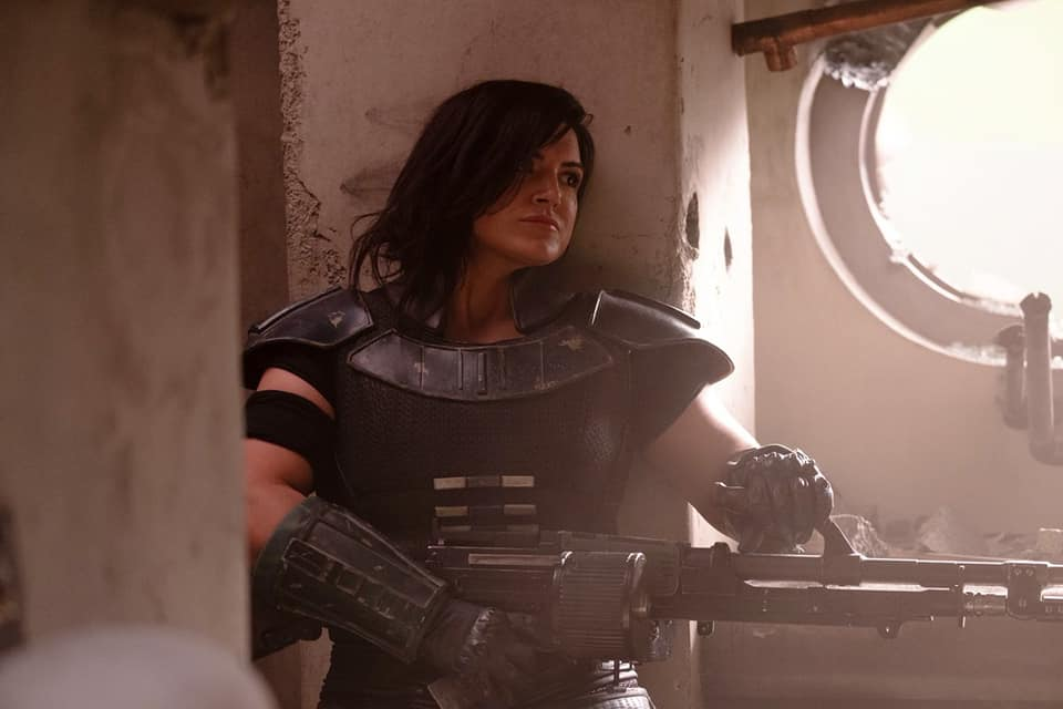 Gina Carano Explains How The Mandalorian And Jon Favreau -1100