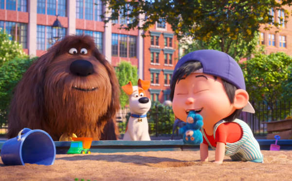 Movie Review The Secret Life Of Pets 2 2019