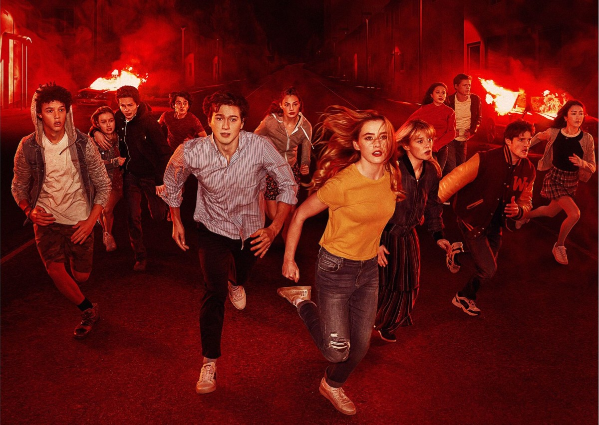 Netflix's Lord of the Flies-inspired teen drama The Society gets a new poster and trailer