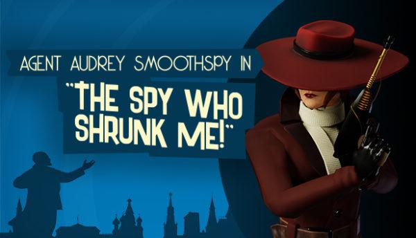 VR spy stealth game The Spy Who Shrunk Me VR now on Steam