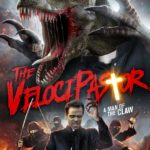 A Jurassic priest battles evil (and ninjas) in trailer for The VelociPastor