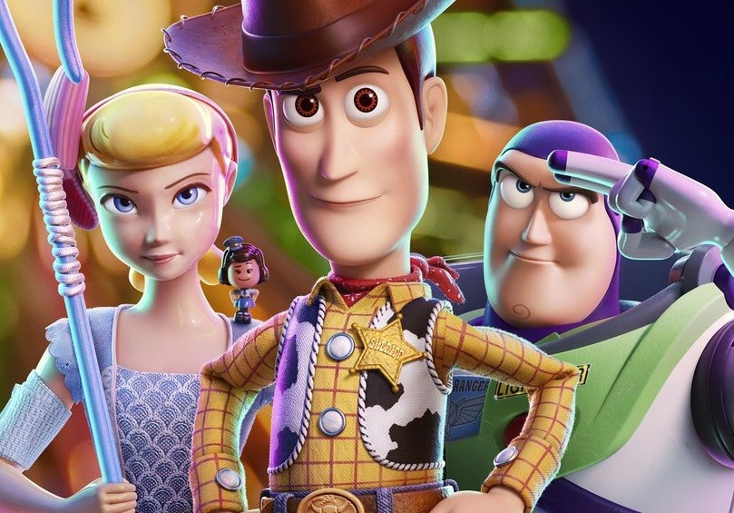Toy Story 4 is the fifth Disney movie to pass $1 billion this year