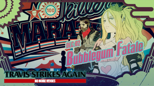 Bubblegum Fatale DLC arrives for Travis Strikes Again: No More Heroes
