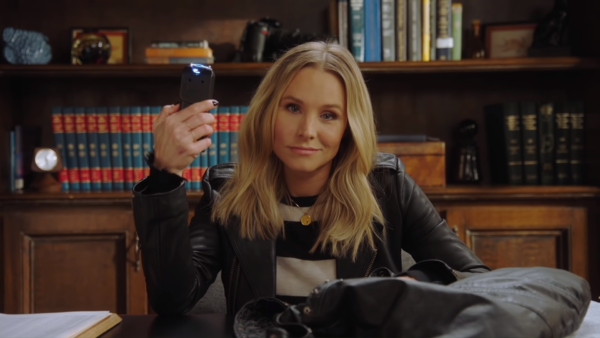Veronica Mars returns in first trailer for series revival