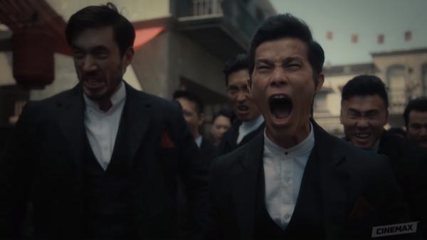 New trailer for Bruce Lee-inspired crime drama Warrior | Flickering Myth