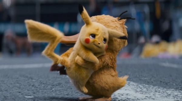 Pokemon: Detective Pikachu gets a new trailer