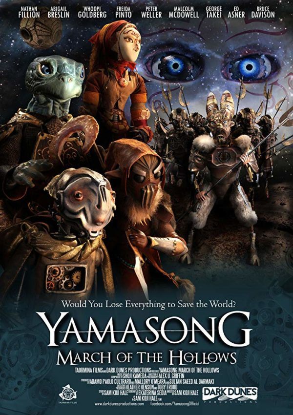 Movie Review – Yamasong: March of the Hollows (2017)