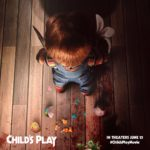 The Easter Bunny falls victim to Chucky on Child's Play poster