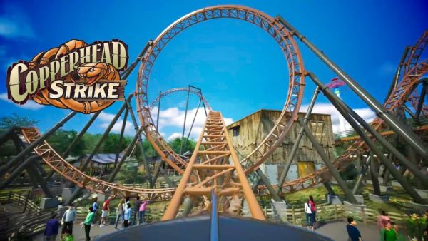Free rollercoaster coming to Planet Coaster this month