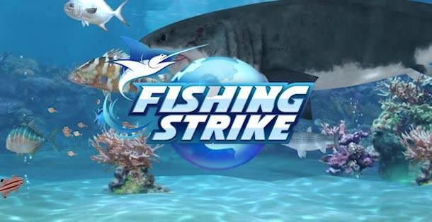 Cast your line in the new Dark Volcano zone in Fishing Strike