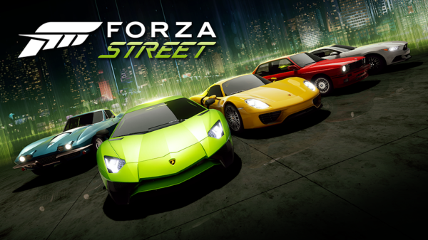 Forza Street out now on Windows PC and coming soon to mobile devices
