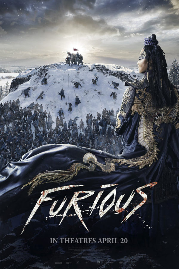 Movie Review – Furious (2017)