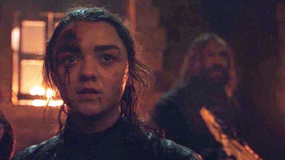 Maisie Williams thinks Arya should have succumbed to her darker instincts and killed Cersei in Game of Thrones