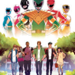 Go Go Power Rangers to explore the secret history of the Power Rangers