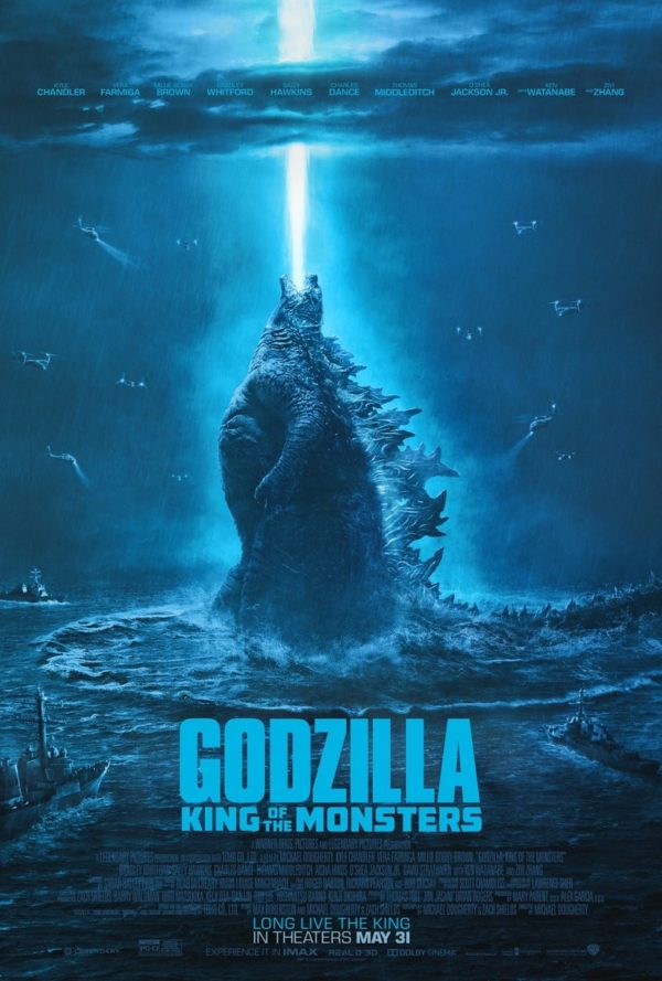 Godzilla: King of the Monsters gets new poster