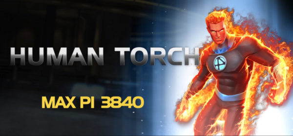 Marvel Contest of Champions turns up the heat with Human Torch