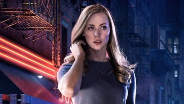 Deborah Ann Woll hasn't heard anything about a Daredevil revival