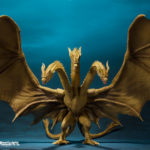 Godzilla: King of the Monsters' King Ghidorah SH MonsterArts figure available to pre-order now