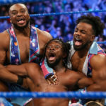 New Day Gauntlet Match Kofi Kingston