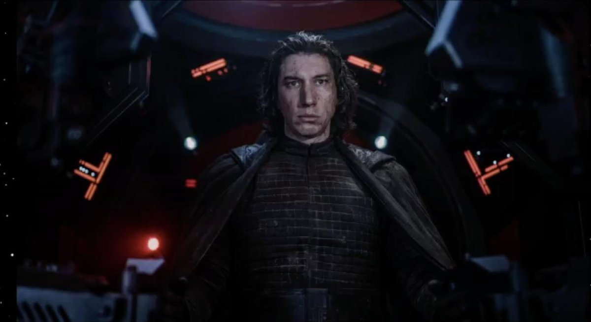 Early Kylo Ren concept art inspired Star Wars Rebels' Fifth Brother