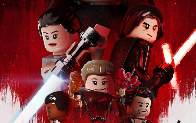 A New Lego Star Wars Video Game Is In The Works