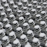 LEGO sets Guinness World Record with 36,440 LEGO Star Wars Stormtrooper minifigure display at Celebration
