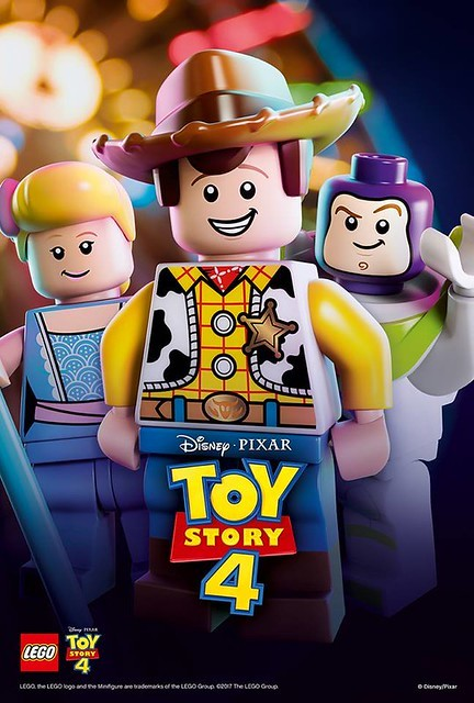 LEGO releases Toy Story 4 poster