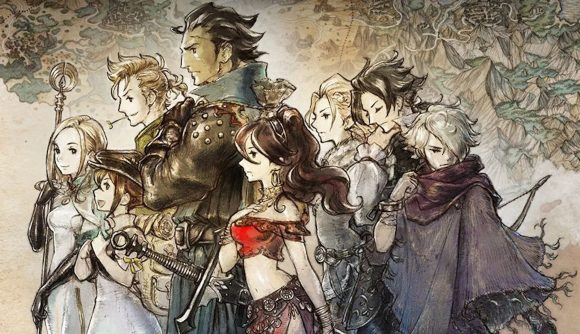 Octopath Traveler is coming to Steam in June