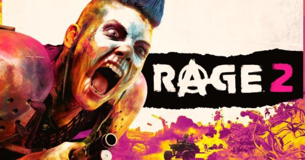 Rage 2's new trailer pits Walker against everything