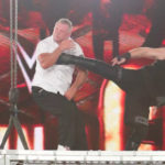 Shane McMahon vs. Kevin Owens Hell in a Cell