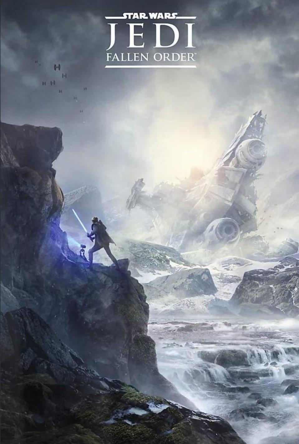 Star Wars Jedi: Fallen Order gets a poster and trailer