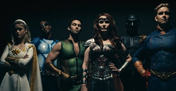 Amazon's The Boys gets a new trailer and premiere date
