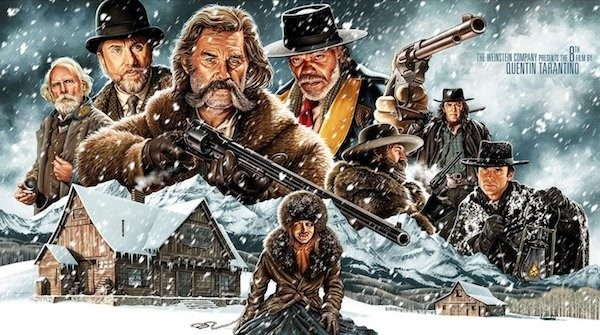Netflix releases extended version of Quentin Tarantino's The Hateful Eight as miniseries