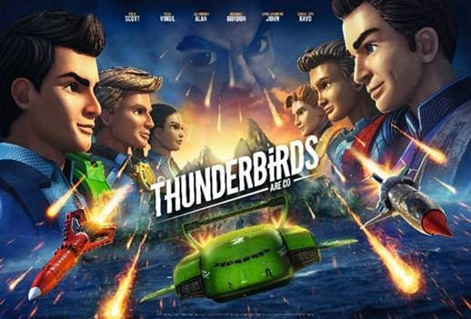 Thunderbirds Are Go gets a Season 3B trailer and new guest stars