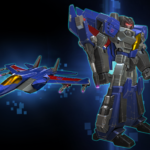 Transformers: Forged to Fight adds Decepticon Thundercracker