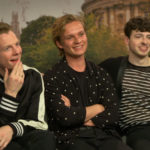 Tolkien Patrick Gibson, Tom Glynn-Carney and Anthony Boyle