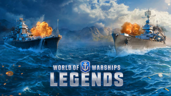 World of Warships: Legends now on console early access