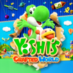 Yoshi's Crafted World hits the top spot on UK retail charts