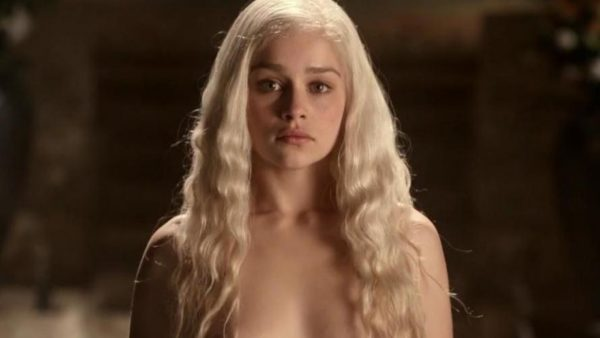 Emilia Clarke turned down Fifty Shades of Grey due to Game of Thrones nudity