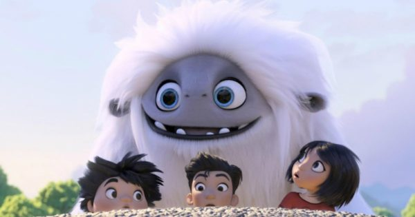 First trailer for Universal's animated comedy adventure Abominable