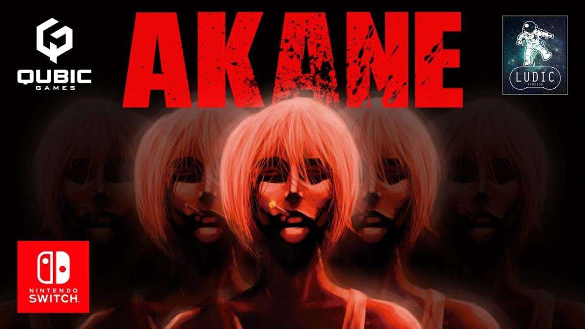Cyberpunk arcade slasher Akane arrives on Nintendo Switch