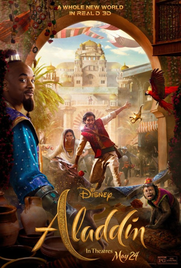 Movie Review Aladdin 2019