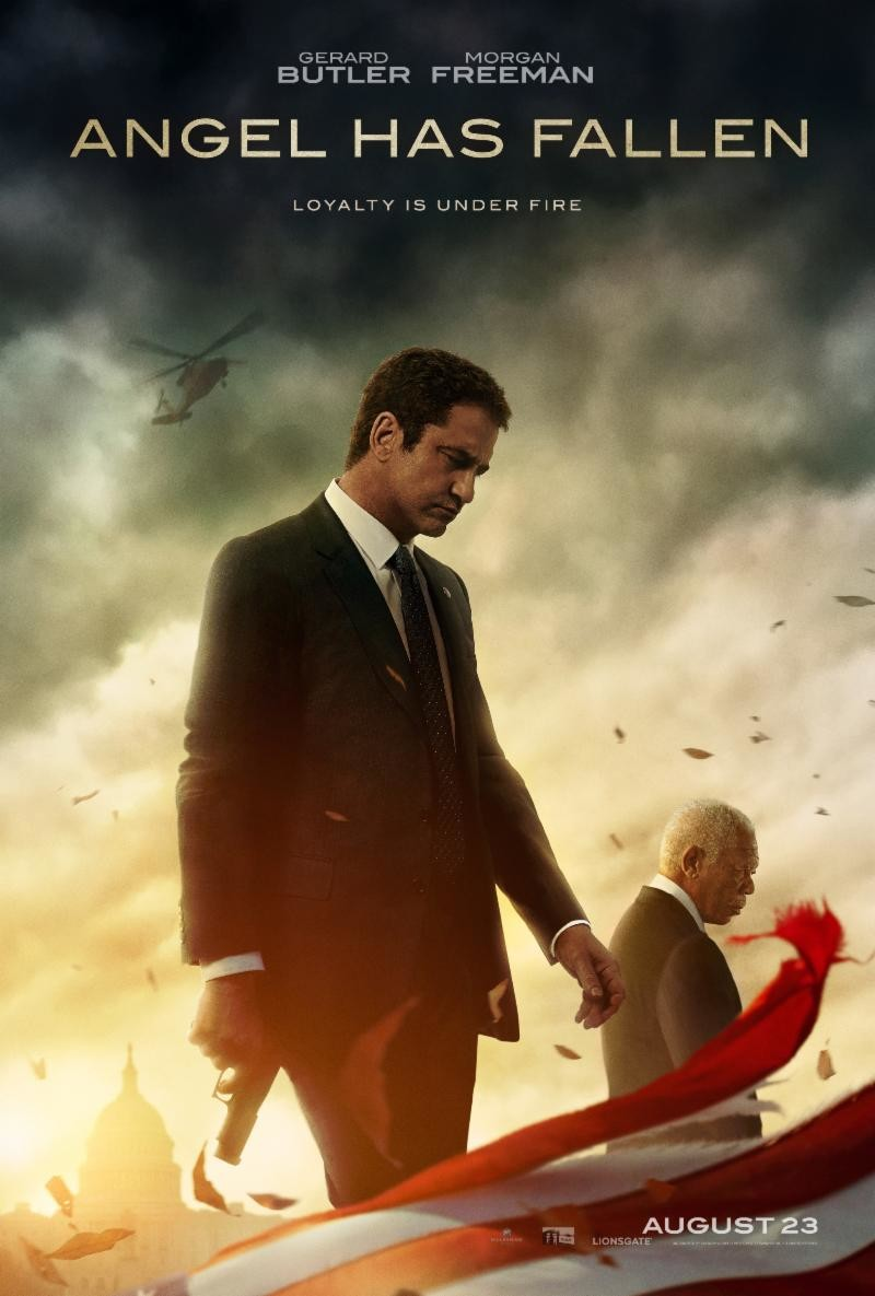 Movie Review - Angel Has Fallen (2019)