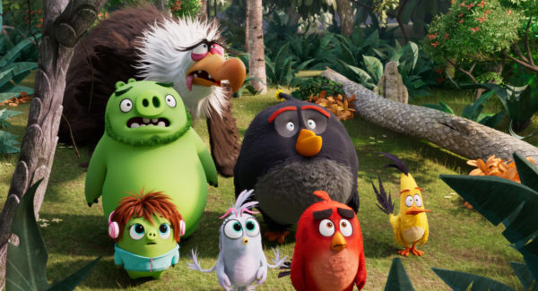 Movie Review The Angry Birds Movie 2 2019