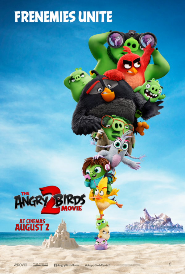 Movie Review - The Angry Birds Movie 2 (2019)