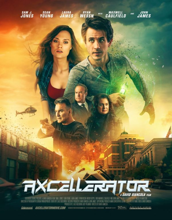 Sci-Fi London Review – Axcellerator (2019)