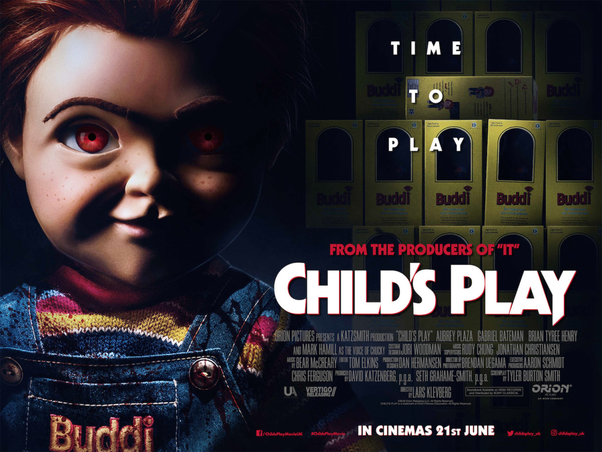 Official Movie Posters 2019: Child's Play Gets A New UK Poster