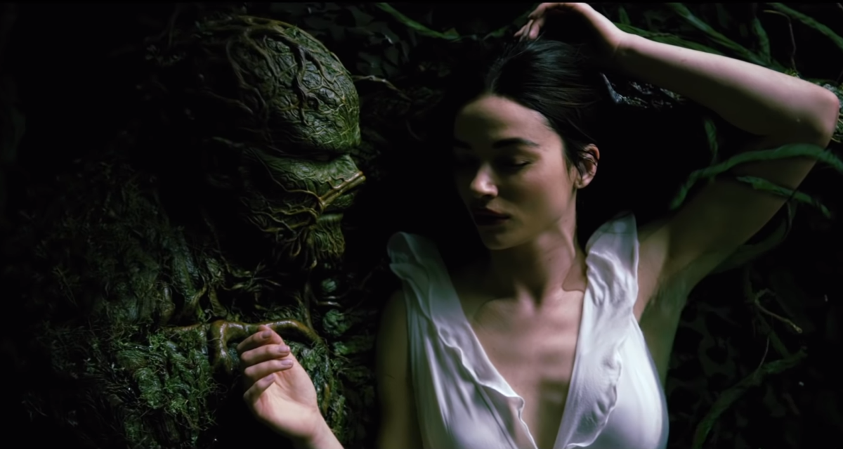 """Swamp Thing season 2 would have got """"twisted, weirder, and gross"""", says producer"""
