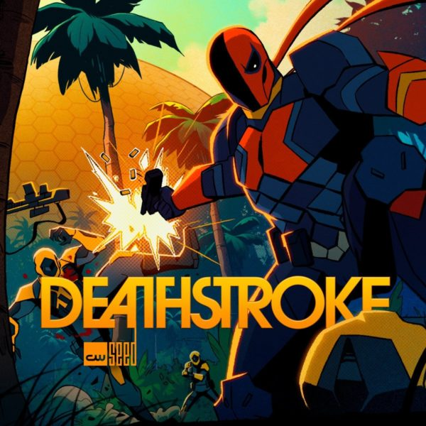 CW Seed announces Deathstroke animated series